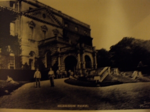 Image of Clandon Park During the Great War